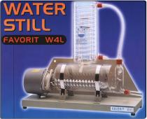 WATER STILL APPARATUS MODEL W4L  FAVORITE